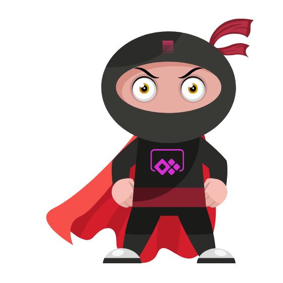 Zostań Power Apps Ninja Transparent