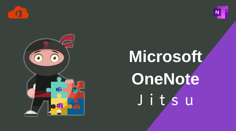Microsoft OneNote Jitsu