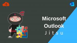 Microsoft Outlook Jitsu