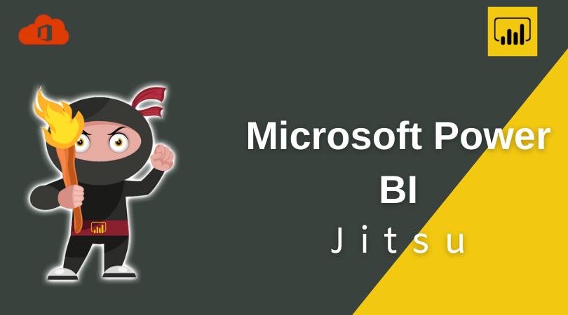 Microsoft Power BI Jitsu. Akademia Aplikacji